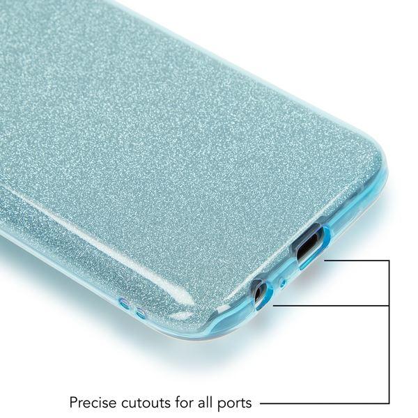 NALIA Handyhülle kompatibel mit Samsung Galaxy A3 2017, Glitzer Slim Silikon-Case Back-Cover Schutzhülle, Glitter Sparkle Handy-Tasche Bumper, Dünne Bling Strass Smart-Phone Hülle – Bild 11