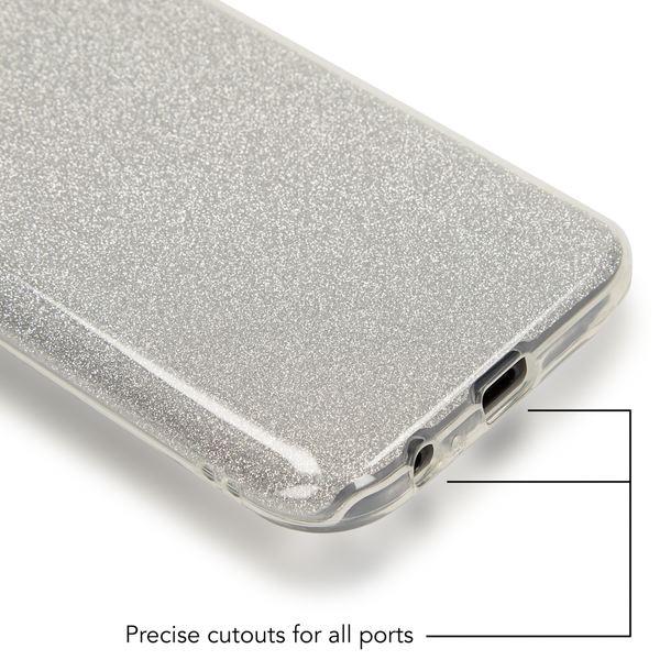 NALIA Handyhülle kompatibel mit Samsung Galaxy A3 2017, Glitzer Slim Silikon-Case Back-Cover Schutzhülle, Glitter Sparkle Handy-Tasche Bumper, Dünne Bling Strass Smart-Phone Hülle – Bild 16