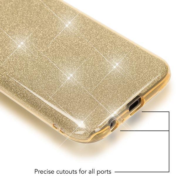 NALIA Handyhülle kompatibel mit Samsung Galaxy A5 2017, Glitzer Slim Silikon-Case Back-Cover Schutzhülle, Glitter Sparkle Handy-Tasche Bumper, Dünne Bling Strass Smart-Phone Hülle – Bild 21