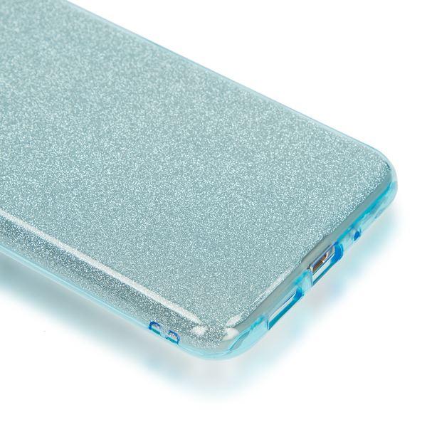 NALIA Handyhülle für HuaweiP10 Lite, Glitzer Ultra-Slim Silikon-Case Back-Cover Schutz-Hülle, Glitter Sparkle Handy-Tasche Bumper, Dünnes Bling Strass Phone Etui für P-10 Lite – Bild 11
