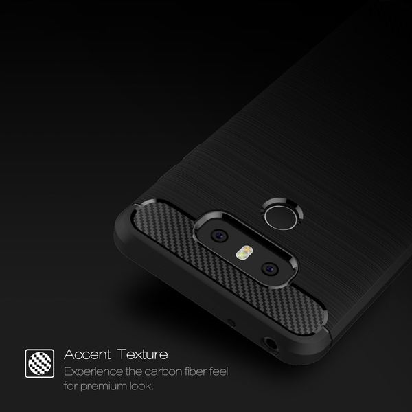 NALIA Handyhülle für LG G6, Ultra Slim Silikon Case Cover, Dünne Crystal Phone Schutz-Hülle Silikonhülle, Etui Handy-Tasche Back-Cover Bumper, TPU Gummihülle für LG G-6 Smartphone – Bild 5