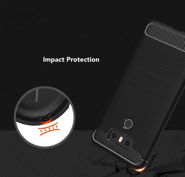NALIA Handyhülle für LG G6, Ultra Slim Silikon Case Cover, Dünne Crystal Phone Schutz-Hülle Silikonhülle, Etui Handy-Tasche Back-Cover Bumper, TPU Gummihülle für LG G-6 Smartphone – Bild 15