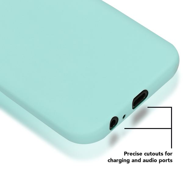 NALIA Handyhülle kompatibel mit Samsung Galaxy A3 2017, Jelly Case Schutzhülle Ultra-Slim Silikon Back-Cover, Dünne Gummi Hülle Handy-Tasche Schale, Smart-Phone Bumper Skin Etui – Bild 12