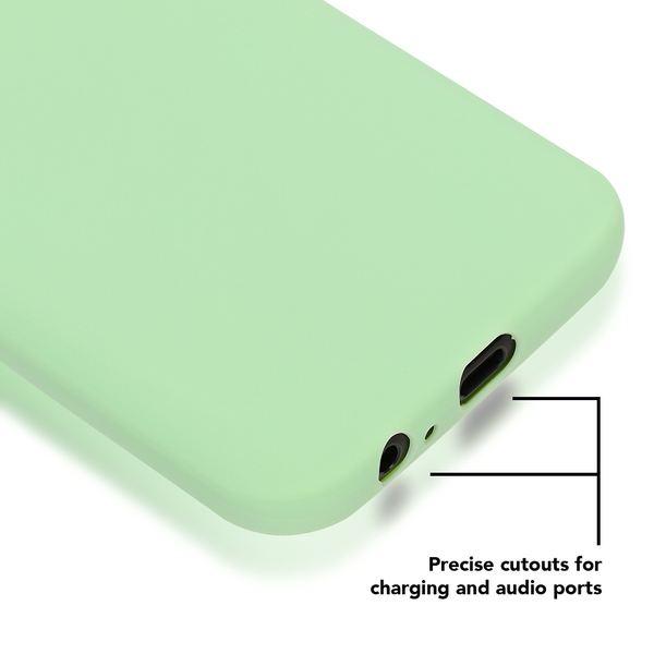 NALIA Handyhülle kompatibel mit Samsung Galaxy A3 2017, Jelly Case Schutzhülle Ultra-Slim Silikon Back-Cover, Dünne Gummi Hülle Handy-Tasche Schale, Smart-Phone Bumper Skin Etui – Bild 18