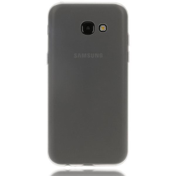 NALIA Handyhülle kompatibel mit Samsung Galaxy A5 2017, Jelly Case Schutzhülle Ultra-Slim Silikon Back-Cover, Dünne Gummi Hülle Handy-Tasche Schale, Smart-Phone Bumper Skin Etui – Bild 6