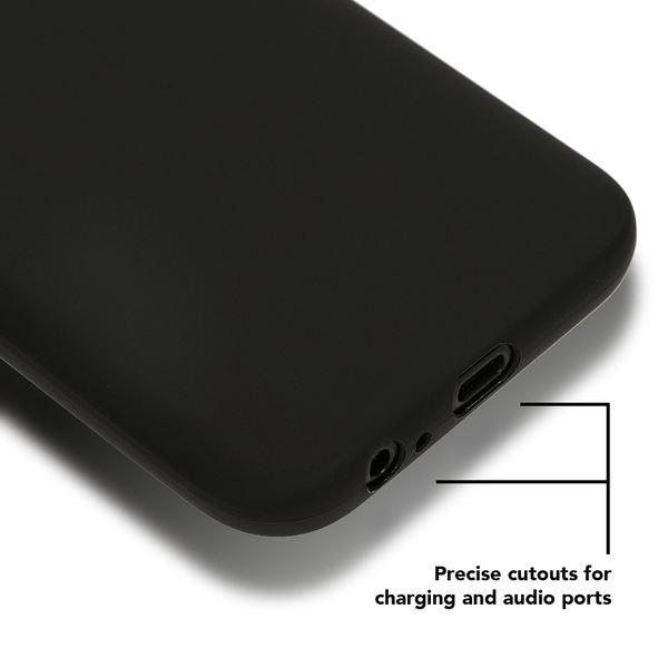 NALIA Handyhülle kompatibel mit Samsung Galaxy A5 2017, Jelly Case Schutzhülle Ultra-Slim Silikon Back-Cover, Dünne Gummi Hülle Handy-Tasche Schale, Smart-Phone Bumper Skin Etui – Bild 10