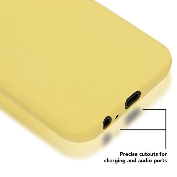 NALIA Handyhülle kompatibel mit Samsung Galaxy A5 2017, Jelly Case Schutzhülle Ultra-Slim Silikon Back-Cover, Dünne Gummi Hülle Handy-Tasche Schale, Smart-Phone Bumper Skin Etui – Bild 20