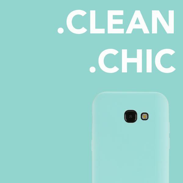 NALIA Handyhülle kompatibel mit Samsung Galaxy A5 2017, Jelly Case Schutzhülle Ultra-Slim Silikon Back-Cover, Dünne Gummi Hülle Handy-Tasche Schale, Smart-Phone Bumper Skin Etui – Bild 24