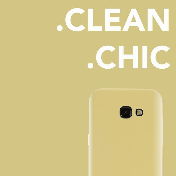 NALIA Handyhülle kompatibel mit Samsung Galaxy A5 2017, Jelly Case Schutzhülle Ultra-Slim Silikon Back-Cover, Dünne Gummi Hülle Handy-Tasche Schale, Smart-Phone Bumper Skin Etui – Bild 19