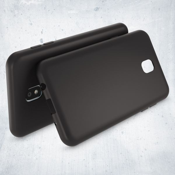 NALIA Handyhülle kompatibel mit Samsung Galaxy J3 2017 (EU-Modell), Jelly Case Schutzhülle Ultra-Slim Silikon Back-Cover Dünne Gummi Hülle Handy-Tasche, Smart-Phone Bumper Skin Etui – Bild 8