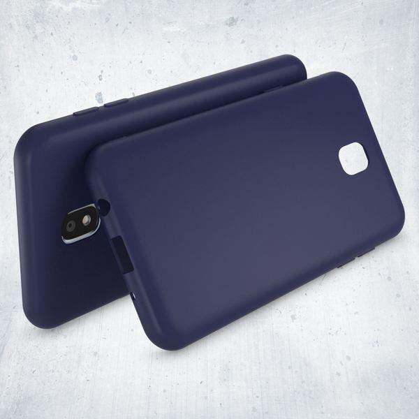 NALIA Handyhülle kompatibel mit Samsung Galaxy J3 2017 (EU-Modell), Jelly Case Schutzhülle Ultra-Slim Silikon Back-Cover Dünne Gummi Hülle Handy-Tasche, Smart-Phone Bumper Skin Etui – Bild 23