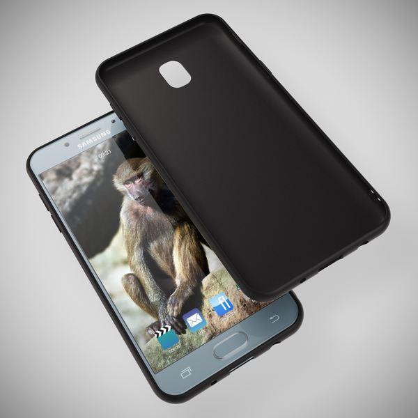 NALIA Hülle kompatibel mit Samsung Galaxy J5 2017 (EU-Modell), Ultra-Slim Silikon Handyhülle Matt Jelly Case, Dünnes Cover Gummi Schutzhülle Skin, Etui Handy-Tasche Backcover Bumper – Bild 13