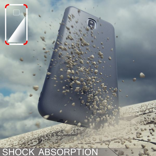 NALIA Hülle kompatibel mit Samsung Galaxy J5 2017 (EU-Modell), Ultra-Slim Silikon Handyhülle Matt Jelly Case, Dünnes Cover Gummi Schutzhülle Skin, Etui Handy-Tasche Backcover Bumper – Bild 18