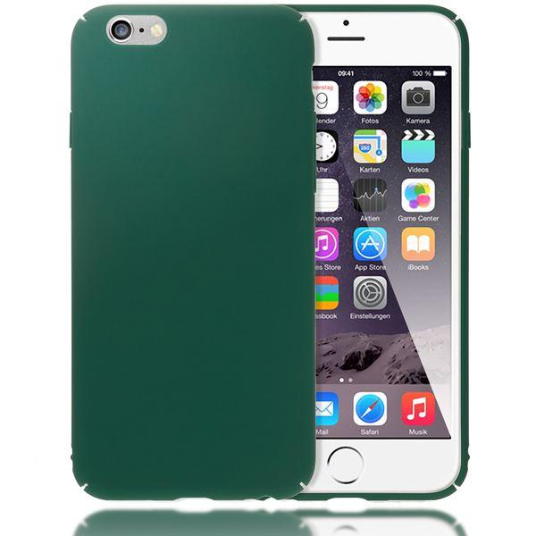 NALIA Handyhülle kompatibel mit iPhone 6 6S, Dünnes Hard-Case Schutzhülle Matt, Ultra-Slim Back-Cover Leichte Hülle Etui Handy-Tasche, Thin Smart-Phone Skin Telefon-Schale Bumper – Bild 2