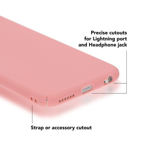 NALIA Handyhülle kompatibel mit iPhone 6 6S, Dünnes Hard-Case Schutzhülle Matt, Ultra-Slim Back-Cover Leichte Hülle Etui Handy-Tasche, Thin Smart-Phone Skin Telefon-Schale Bumper – Bild 22