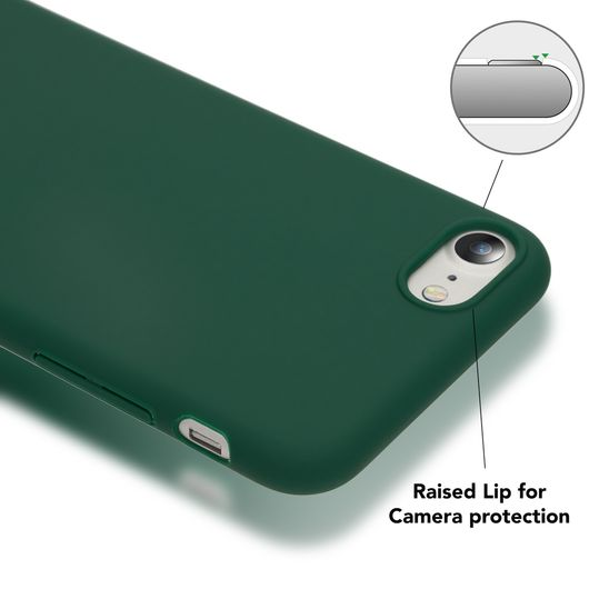 iPhone 8 / 7 Hülle Handyhülle von NICA, Dünnes Hard-Case Schutzhülle Matt, Ultra-Slim Cover Etui Handy-Tasche, Ultra-Slim Phone Backcover Skin Bumper für Apple iPhone-7 / 8 Smartphone  – Bild 24