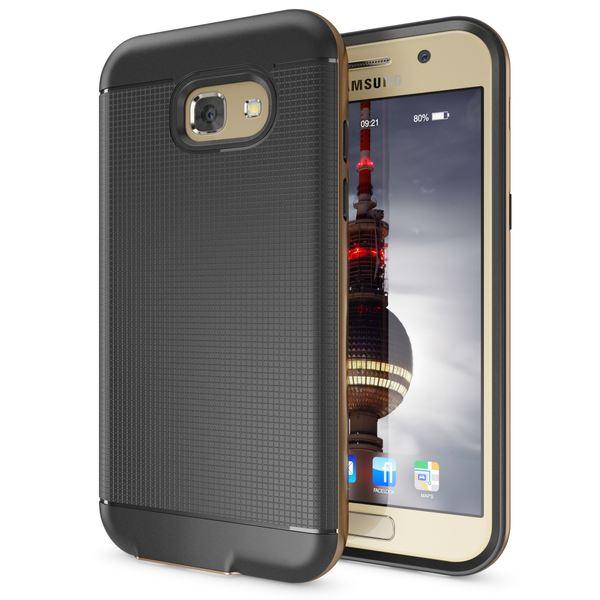 NALIA Handyhülle für Samsung Galaxy A5 2017, Ultra Slim Silikon Case mit Bumper, Dünne Sport Schutz-Hülle mit Rahmen im Metall-Look Etui Handy-Tasche Back-Cover für Samsung A5 2017 – Bild 12