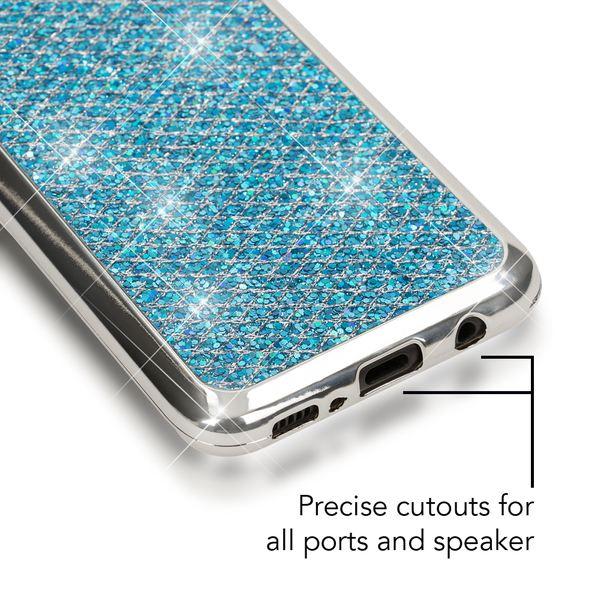 NALIA Handyhülle kompatibel mit Samsung Galaxy S8 Plus, Glitzer Slim Silikon-Case Back-Cover Schutzhülle, Glitter Sparkle Handy-Tasche Bumper, Dünne Bling Strass Smart-Phone Hülle – Bild 14