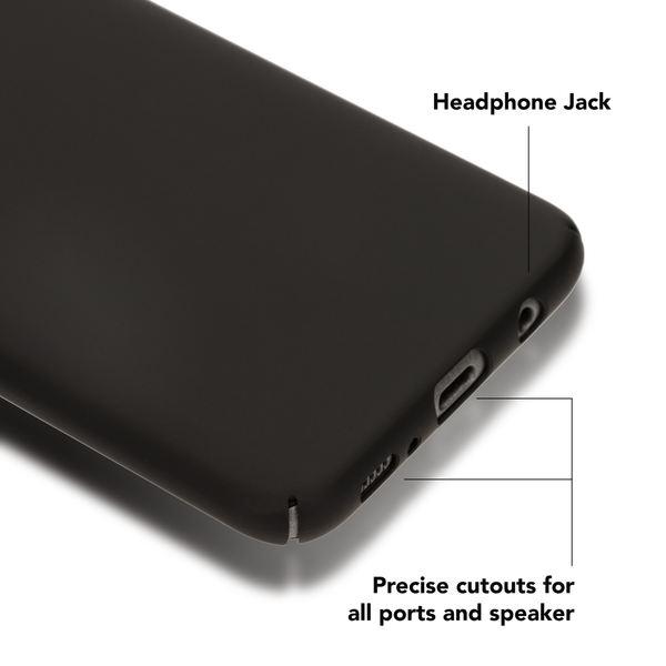 NALIA Handyhülle kompatibel mit Samsung Galaxy S8, Ultra-Slim Hard-Case Schutzhülle Matt, Leichte Handy-Tasche Schale Back-Cover Bumper Dünn, Thin-Fit Smart-Phone Hülle Skin Etui – Bild 4