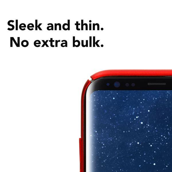 NALIA Handyhülle kompatibel mit Samsung Galaxy S8, Ultra-Slim Hard-Case Schutzhülle Matt, Leichte Handy-Tasche Schale Back-Cover Bumper Dünn, Thin-Fit Smart-Phone Hülle Skin Etui – Bild 13