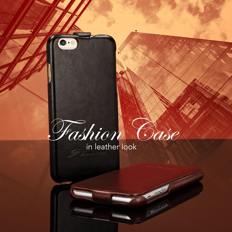 apple iphone 6 6s klapp h lle von nalia kunst leder flip. Black Bedroom Furniture Sets. Home Design Ideas