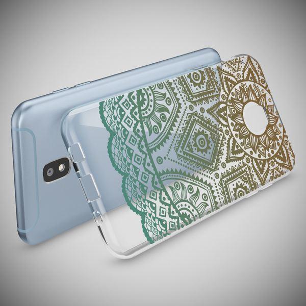 NALIA Handyhülle kompatibel mit Samsung Galaxy J3 2017 (EU-Modell), Motiv Design Schutzhülle Slim Silikon Case, Handy-Tasche Hülle Smart-Phone Etui Muster Back-Cover Dünn – Bild 12
