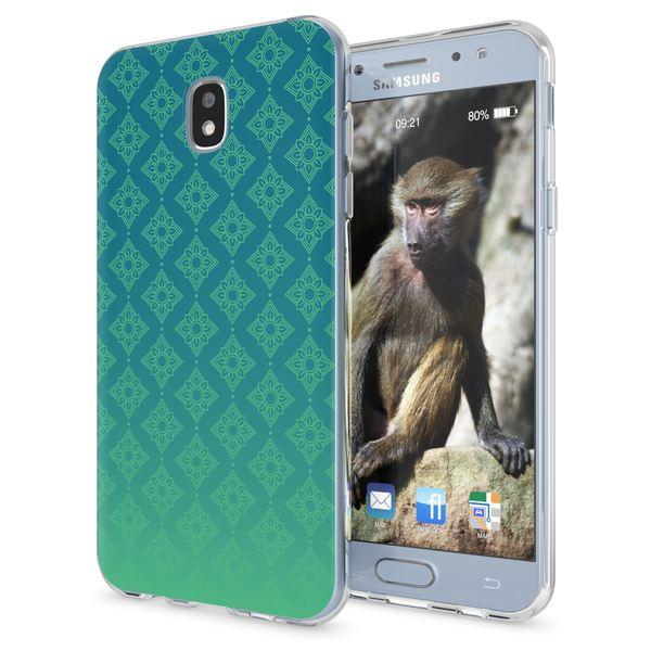 NALIA Handyhülle kompatibel mit Samsung Galaxy J3 2017 (EU-Modell), Motiv Design Schutzhülle Slim Silikon Case, Handy-Tasche Hülle Smart-Phone Etui Muster Back-Cover Dünn – Bild 17