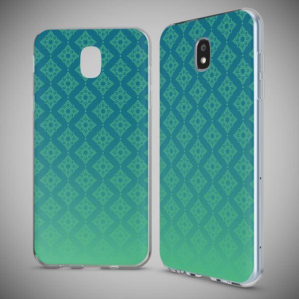 NALIA Handyhülle kompatibel mit Samsung Galaxy J3 2017 (EU-Modell), Motiv Design Schutzhülle Slim Silikon Case, Handy-Tasche Hülle Smart-Phone Etui Muster Back-Cover Dünn – Bild 19