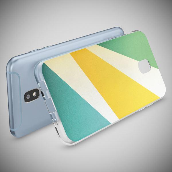 NALIA Handyhülle kompatibel mit Samsung Galaxy J3 2017 (EU-Modell), Motiv Design Schutzhülle Slim Silikon Case, Handy-Tasche Hülle Smart-Phone Etui Muster Back-Cover Dünn – Bild 24