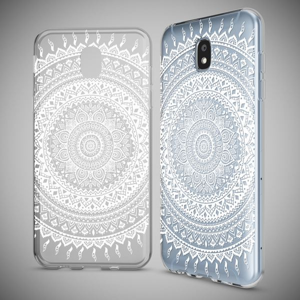 NALIA Handyhülle kompatibel mit Samsung Galaxy J5 2017 (EU-Modell), Motiv Design Schutzhülle Slim Silikon Case, Handy-Tasche Hülle Smart-Phone Etui Muster Back-Cover Dünn – Bild 16
