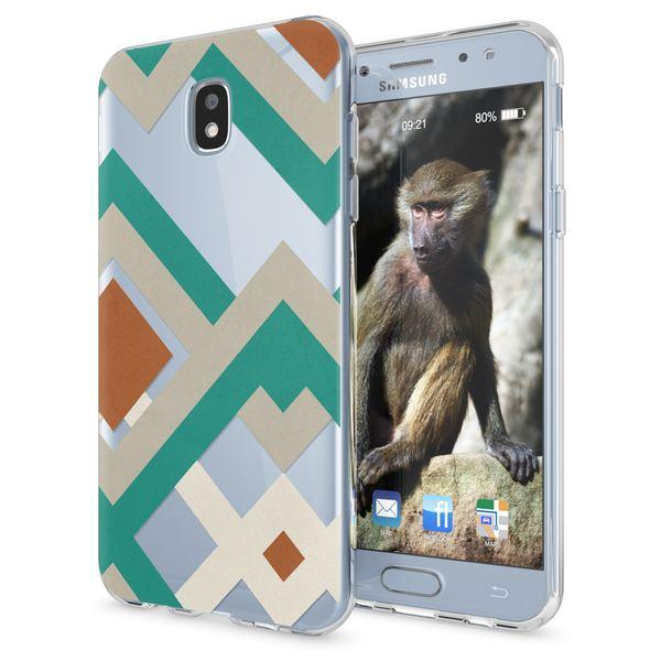 NALIA Handyhülle kompatibel mit Samsung Galaxy J5 2017 (EU-Modell), Motiv Design Schutzhülle Slim Silikon Case, Handy-Tasche Hülle Smart-Phone Etui Muster Back-Cover Dünn – Bild 23