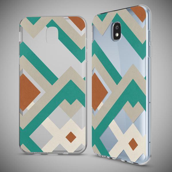 NALIA Handyhülle kompatibel mit Samsung Galaxy J5 2017 (EU-Modell), Motiv Design Schutzhülle Slim Silikon Case, Handy-Tasche Hülle Smart-Phone Etui Muster Back-Cover Dünn – Bild 25