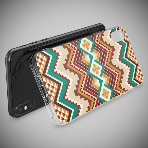 NALIA Handyhülle kompatibel mit iPhone X XS, Motiv Design Schutzhülle Slim Silikon Case, Crystal Handy-Tasche Hülle Back-Cover Dünn Durchsichtig, Smart-Phone Bumper Etui – Bild 3