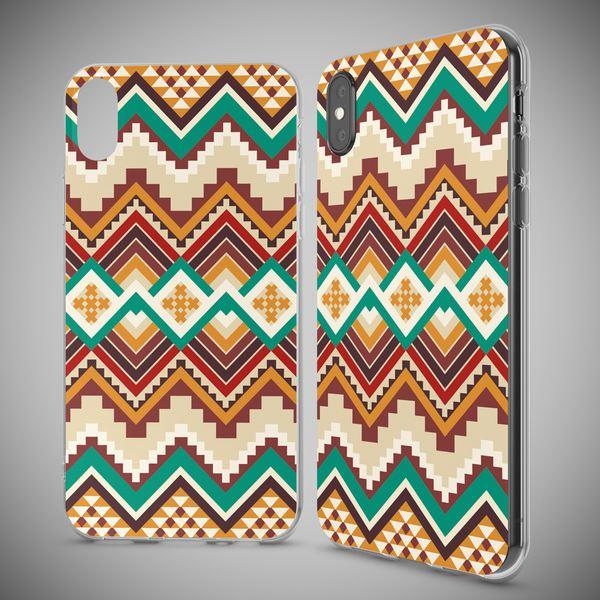 NALIA Handyhülle kompatibel mit iPhone X XS, Motiv Design Schutzhülle Slim Silikon Case, Crystal Handy-Tasche Hülle Back-Cover Dünn Durchsichtig, Smart-Phone Bumper Etui – Bild 4