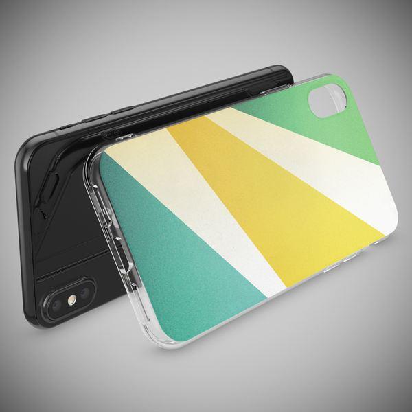 NALIA Handyhülle kompatibel mit iPhone X XS, Motiv Design Schutzhülle Slim Silikon Case, Crystal Handy-Tasche Hülle Back-Cover Dünn Durchsichtig, Smart-Phone Bumper Etui – Bild 24