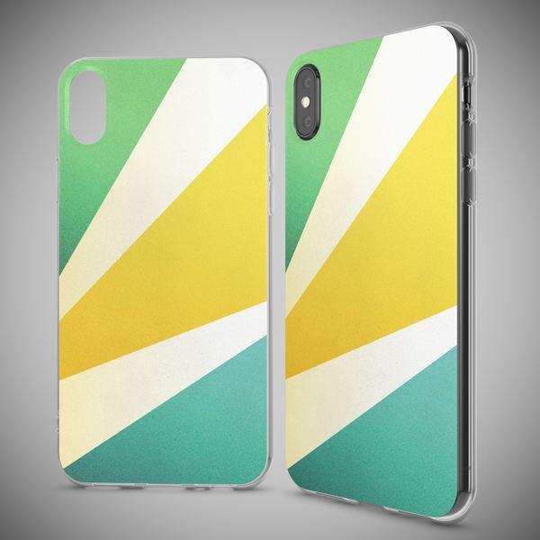 NALIA Hülle für iPhone X XS, Slim Handyhülle Silikon Motiv Case Cover Crystal Schutz-Hülle Dünn Durchsichtig Etui Handy-Tasche Transparent Bumper für Apple iPhone-XS X – Bild 25