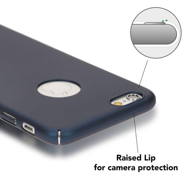 NALIA Handyhülle kompatibel mit iPhone 6 6S, Ultra-Slim Hard-Case Schutzhülle Matt, Leichte Handy-Tasche Telefon-Schale Back-Cover Bumper Dünn, Thin-Fit Smart-Phone Hülle Skin Etui – Bild 15