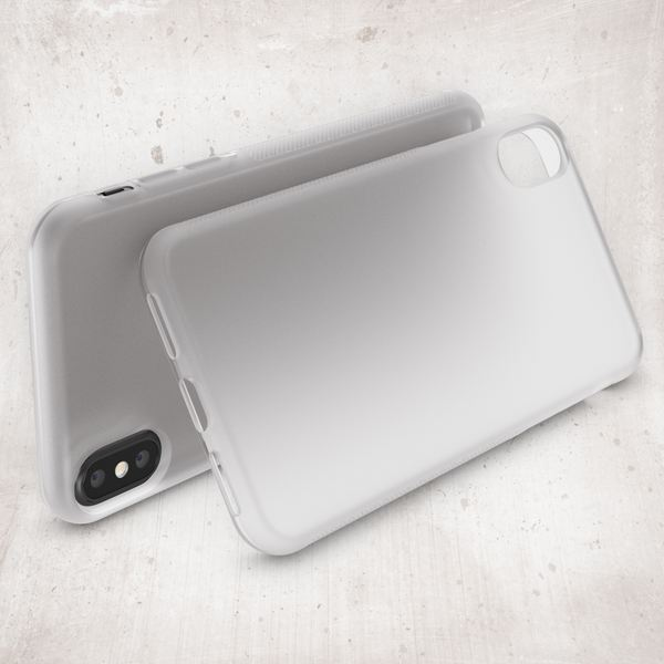 NALIA Hülle für iPhone X XS, Slim Handyhülle Silikon Case Gummi Cover, Matte Anti-Rutsch Schutz-Hülle Dünn, Etui Handy-Tasche Backcover Bumper für Apple iPhone-XS X Smartphone – Bild 8