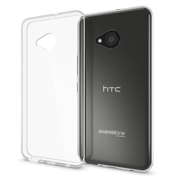 NALIA Handyhülle für HTC U Play, Soft Slim TPU Silikon Case Cover Crystal Clear Schutz-Hülle Dünn Durchsichtig, Etui Handy-Tasche Backcover Transparent, Smart-Phone Bumper für HTC U-Play – Bild 1