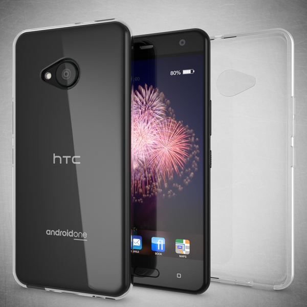 NALIA Handyhülle für HTC U Play, Soft Slim TPU Silikon Case Cover Crystal Clear Schutz-Hülle Dünn Durchsichtig, Etui Handy-Tasche Backcover Transparent, Smart-Phone Bumper für HTC U-Play – Bild 7