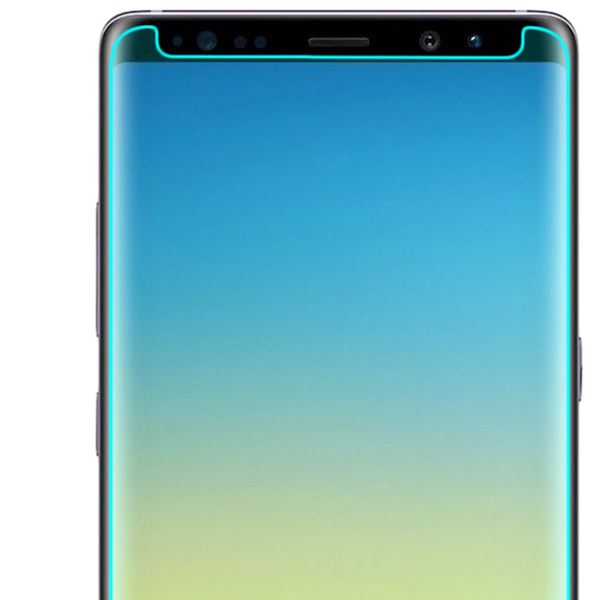 NALIA Schutzglas kompatibel mit Samsung Galaxy Note 8, 3D Full-Cover Displayschutz Handy-Folie, 9H gehärtete Glas-Schutzfolie Bildschirm-Abdeckung Schutz-Film Clear HD Screen Protector – Bild 11
