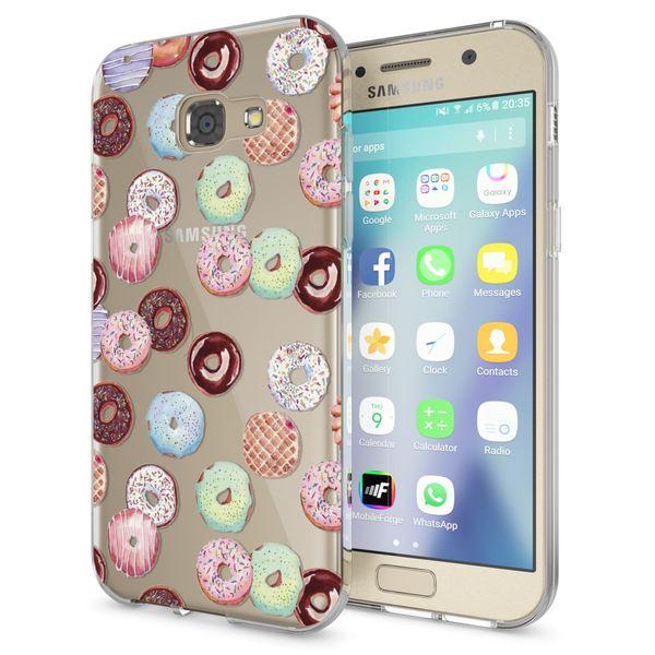 NALIA Handyhülle kompatibel mit Samsung Galaxy A3 2017, Motiv Design Schutzhülle Ultra-Slim TPU Silikon Case Dünn, Muster Hülle Etui Handy-Tasche Schale Smart-Phone Back-Cover – Bild 14