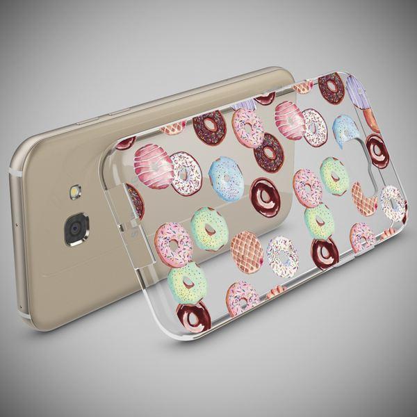 NALIA Handyhülle kompatibel mit Samsung Galaxy A5 2017, Motiv Design Schutzhülle Ultra-Slim TPU Silikon Case Dünn, Muster Hülle Etui Handy-Tasche Schale Smart-Phone Back-Cover – Bild 15