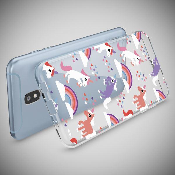NALIA Handyhülle kompatibel mit Samsung Galaxy J5 2017 (EU-Modell), Motiv Design Schutzhülle Slim TPU Silikon Case Dünn, Muster Hülle Etui Handy-Tasche Smart-Phone Back-Cover – Bild 11
