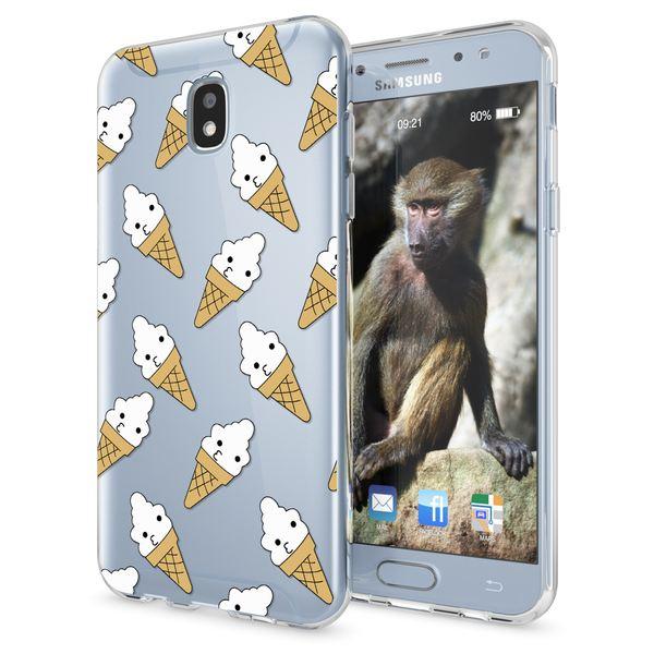 NALIA Handyhülle kompatibel mit Samsung Galaxy J5 2017 (EU-Modell), Motiv Design Schutzhülle Slim TPU Silikon Case Dünn, Muster Hülle Etui Handy-Tasche Smart-Phone Back-Cover – Bild 22