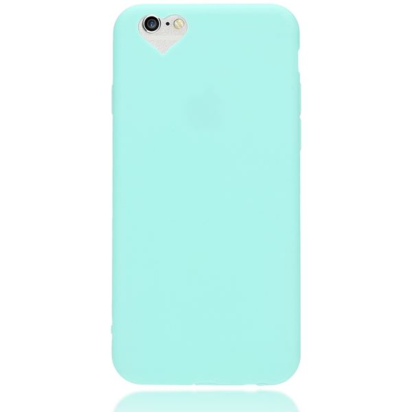iPhone 6 Plus 6S Plus Hülle Herz Handyhülle von NALIA, Silikon Case Schutz Gummihülle, Soft Slim Cover Etui Dünne Handy-Tasche, Phone Back-Cover Skin Bumper für Apple iP 6+ / 6S+ – Bild 13