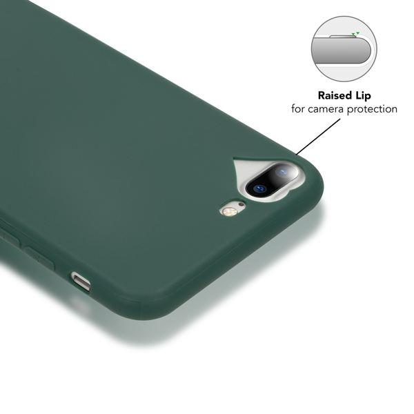 NALIA Herz-Handyhülle für iPhone 7 Plus / 8 Plus, Silikon Case Schutz-Hülle Gummihülle, Soft Slim Cover Etui Dünne Handy-Tasche, Phone Back-Cover Bumper für Apple iP 7+ / 8+ – Bild 10
