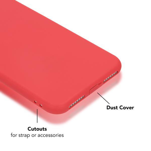 NALIA Herz-Handyhülle für iPhone 7 Plus / 8 Plus, Silikon Case Schutz-Hülle Gummihülle, Soft Slim Cover Etui Dünne Handy-Tasche, Phone Back-Cover Bumper für Apple iP 7+ / 8+ – Bild 25