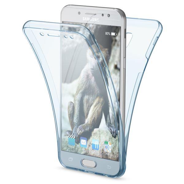 NALIA 360 Grad Hülle kompatibel mit Samsung Galaxy J5 2017 (EU-Modell), Full Cover Vorne & Hinten Doppel-Schutz Handyhülle, Dünnes Ganzkörper Silikon Case mit Display-Schutzhülle – Bild 16