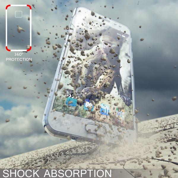 NALIA 360 Grad Hülle kompatibel mit Samsung Galaxy J5 2017 (EU-Modell), Full Cover Vorne & Hinten Doppel-Schutz Handyhülle, Dünnes Ganzkörper Silikon Case mit Display-Schutzhülle – Bild 14